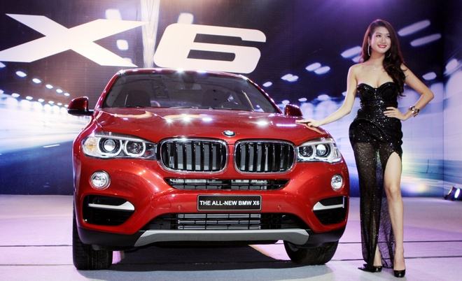 Can canh BMW X6 the he 2 o Viet Nam hinh anh