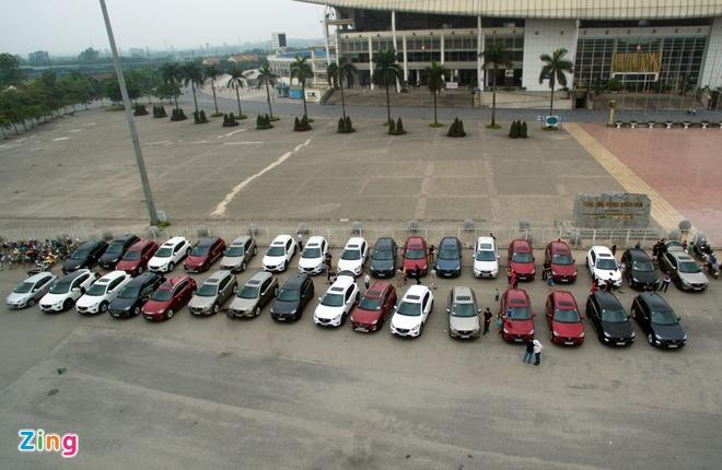 40 chiec Mazda CX-5 tu hop o Ninh Binh hinh anh 1
