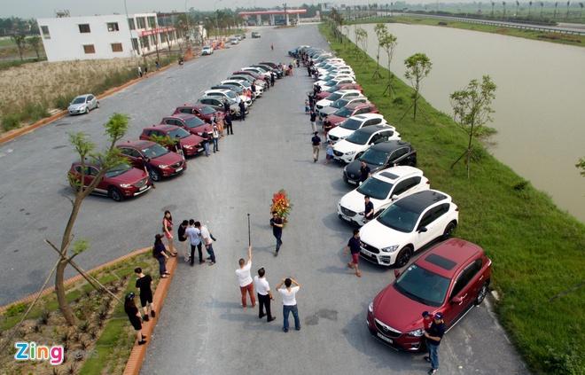 40 chiec Mazda CX-5 tu hop o Ninh Binh hinh anh 8