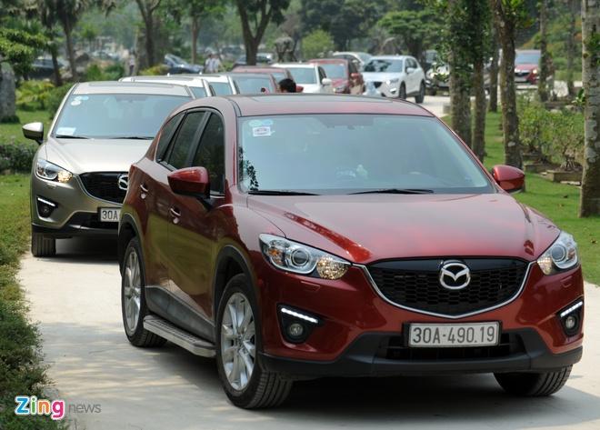 40 chiec Mazda CX-5 tu hop o Ninh Binh hinh anh 6