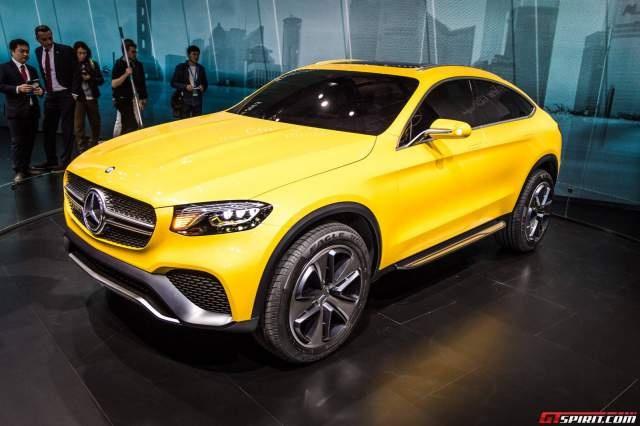 Hinh anh thuc te dau tien ve Mercedes-Benz GLC Coupe Concept hinh anh