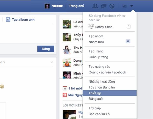 2 cach chan thong bao moi choi Pirate Kings tren Facebook hinh anh