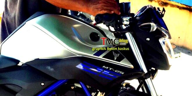 Can canh Yamaha MT-25 hinh anh