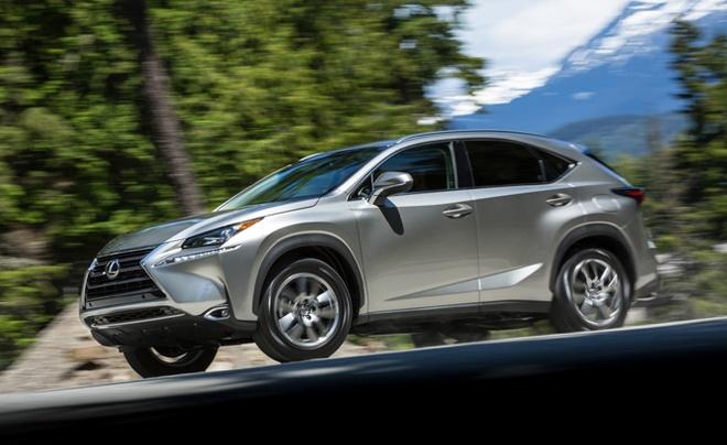 Lexus NX 2015 vua ra mat o VN bi trieu hoi tai My hinh anh