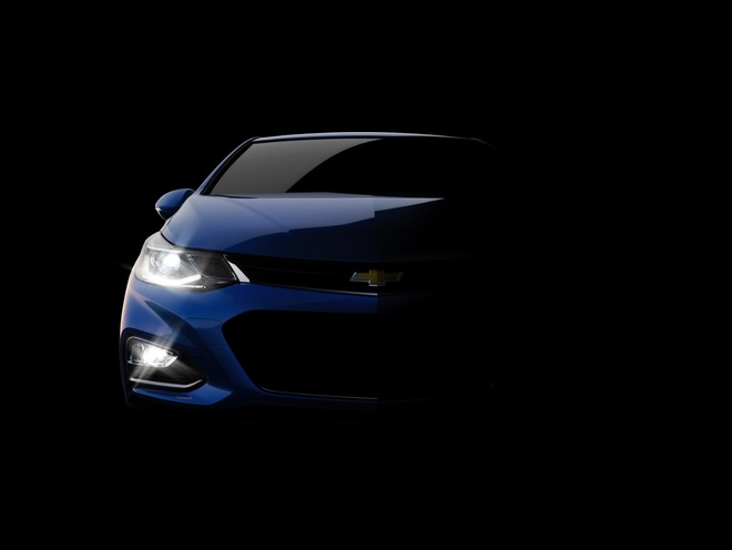 Chevrolet Cruze 2016 ra mat ngay 24/6 hinh anh