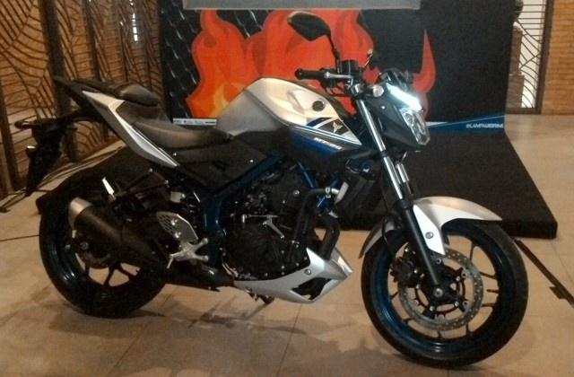 Yamaha MT-25 ra mat voi gia gan 3.500 USD hinh anh