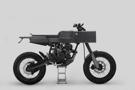 Yamaha Scorpio do vuong cua nguoi Indonesia hinh anh