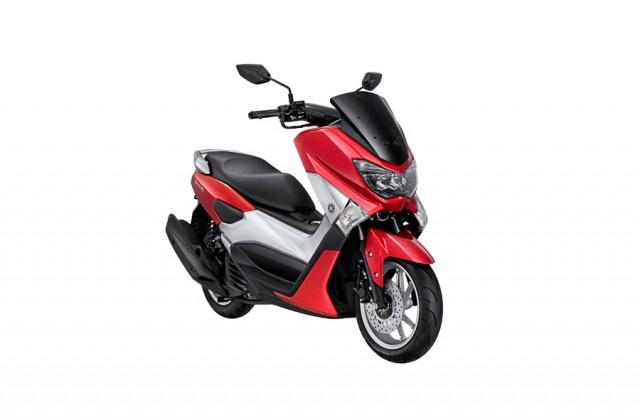 Yamaha NMAX khong ABS co gia 1.763 USD hinh anh
