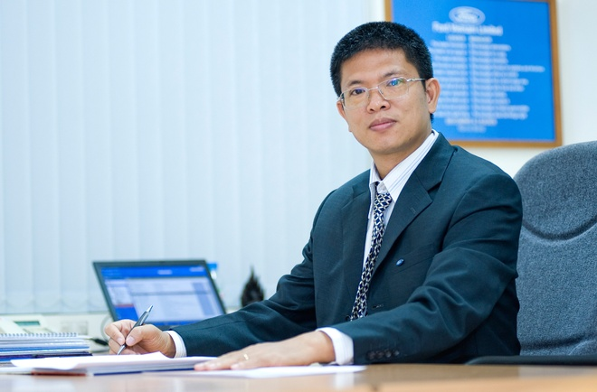 Ford Viet Nam co Tong giam doc moi nguoi Viet hinh anh