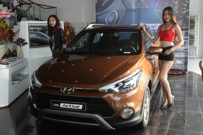 Hyundai i20 Active gia 619 trieu dong tai Viet Nam hinh anh