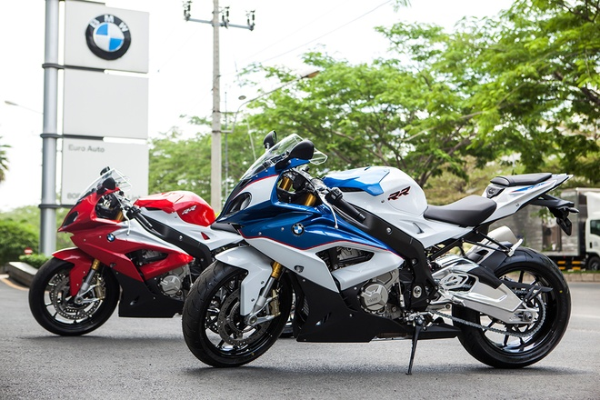 Sieu moto BMW S1000RR 2015 chinh hang gia 758 trieu dong hinh anh