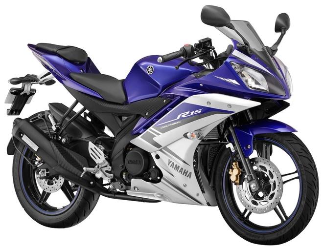 Yamaha R15 V3.0 ra mat dau 2016 hinh anh 1