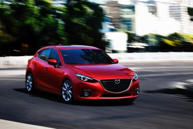 Nen mua Mazda 3 ban 1.5L sedan hay hatchback? hinh anh