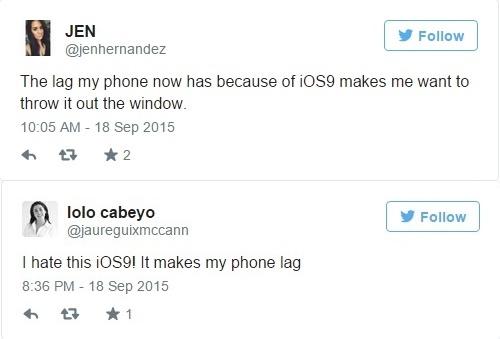 iOS 9 bi to lam cham, lag may va crash ung dung hinh anh 1