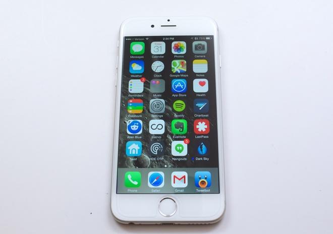 iOS 9 bi to lam cham, lag may va crash ung dung hinh anh