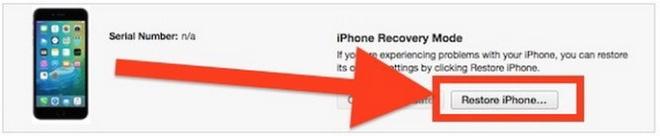 Cach go iOS 9 ve iOS 8 tren iPhone 4S hinh anh 2
