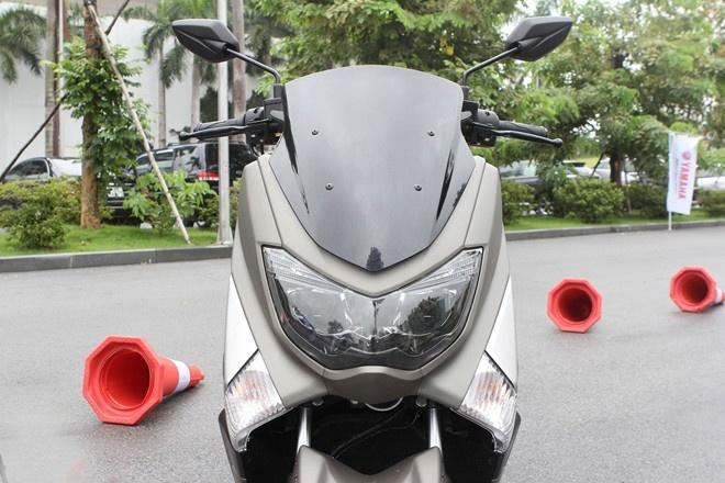 Danh gia nhanh Yamaha NM-X o Ha Noi hinh anh