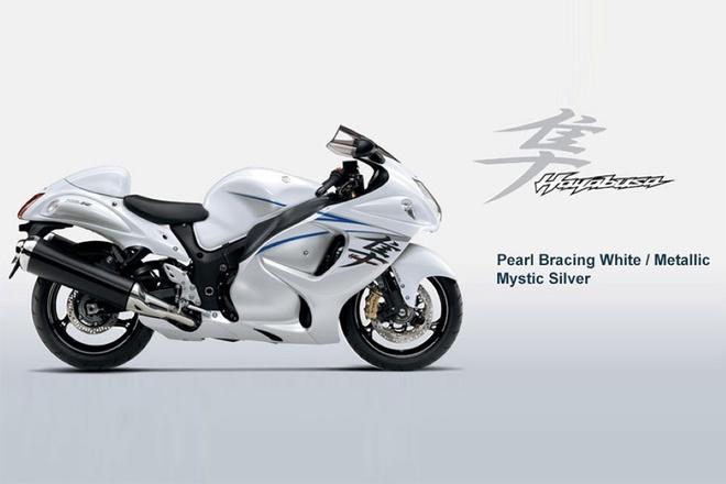 Suzuki Hayabusa 2016 them 3 mau moi hinh anh 2
