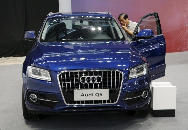 Hon 2 trieu xe Audi gan phan mem gian lan khi thai hinh anh 1