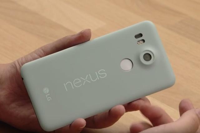 Xuat hien video tren tay Nexus 5X, gia ban tu 379 USD hinh anh