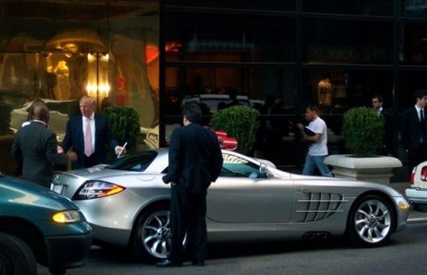 5 chiec xe yeu thich cua ty phu Donald Trump hinh anh 5