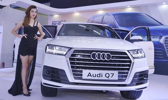 Audi Q7 the he thu 2 trinh lang o Viet Nam hinh anh