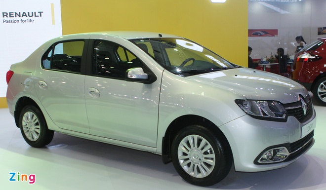 Renault ra mat bo 3 xe moi tai trien lam oto nhap khau hinh anh 3