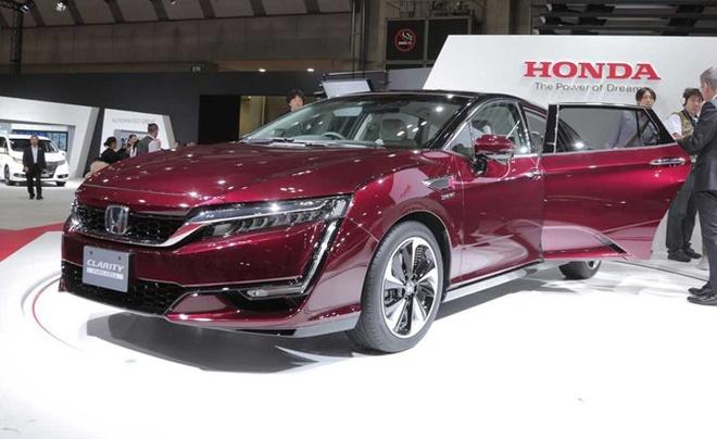 5 mau xe hap dan nhat Tokyo Motor Show 2015 hinh anh 1