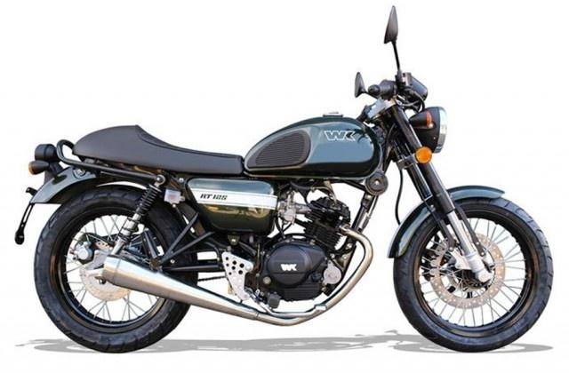 Moto 125 phan khoi kieu dang cafe racer hinh anh