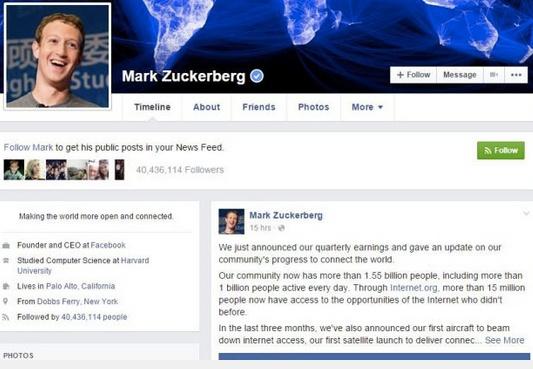 Chuyen gi xay ra khi ban chan Facebook cua Mark Zuckerberg? hinh anh