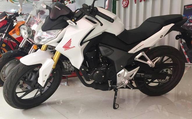 Honda CBF190R 2015 dau tien ve Viet Nam, gia 105 trieu hinh anh 1