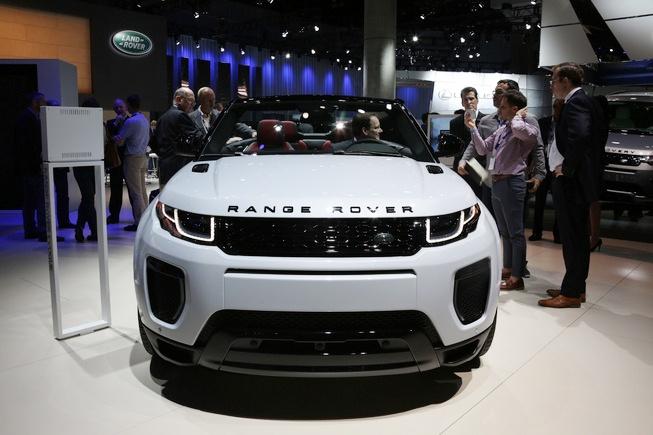 Chi tiet Range Rover Evoque mui tran vua ra mat o My hinh anh 5