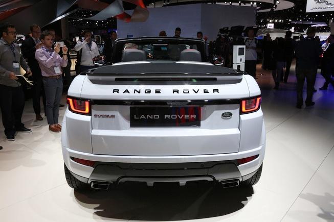 Chi tiet Range Rover Evoque mui tran vua ra mat o My hinh anh 2