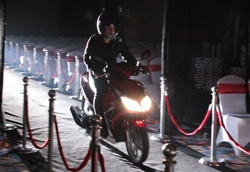 Honda chuan bi ra xe may moi o Viet Nam hinh anh