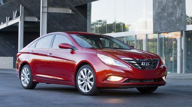 Hyundai trieu hoi 305.000 chiec Sonata vi loi den phanh hinh anh