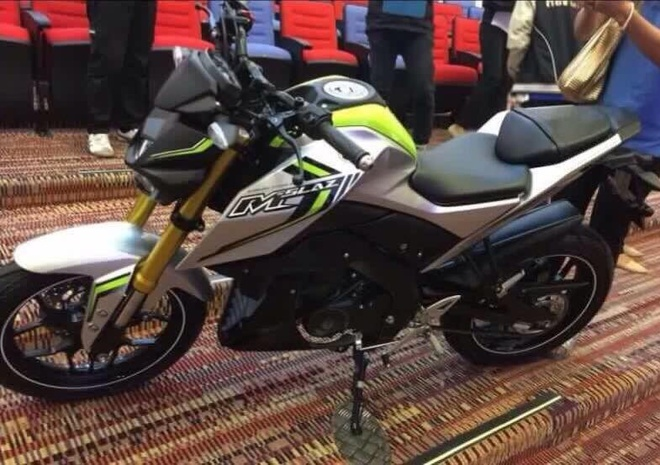 Yamaha MT-15 ra mat ngay 1/12 o Thai Lan hinh anh