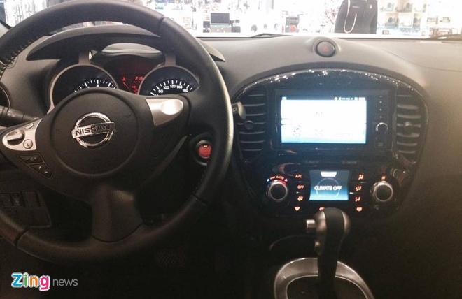 Nissan Juke gan loat phu kien the thao o Ha Noi hinh anh 8