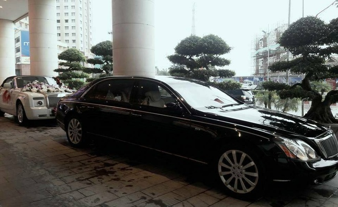 Dam cuoi voi dan Rolls-Royce di ruoc dau o Quang Ninh hinh anh 4