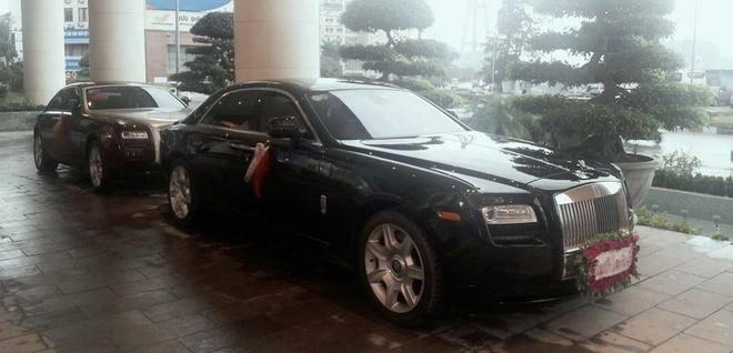 Dam cuoi voi dan Rolls-Royce di ruoc dau o Quang Ninh hinh anh 2