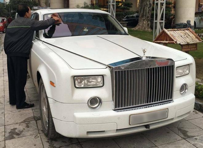 Dam cuoi voi dan Rolls-Royce di ruoc dau o Quang Ninh hinh anh 3