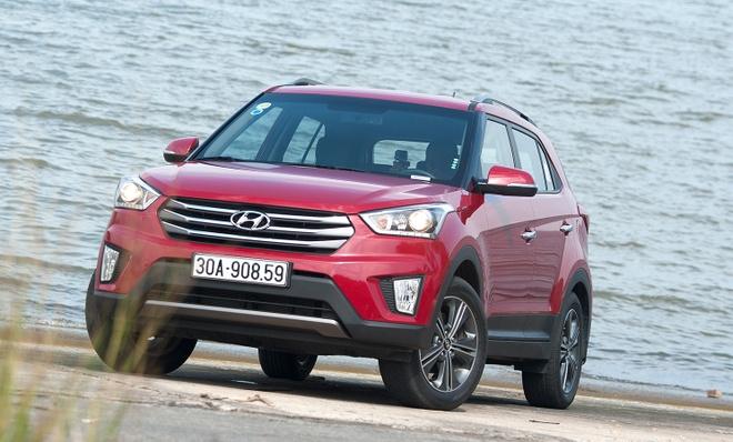 Chay thu Hyundai Creta: SUV co nho rong rai hinh anh 1