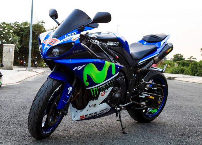 Yamaha R1 do dan ao phong cach xe dua cua Lorenzo hinh anh