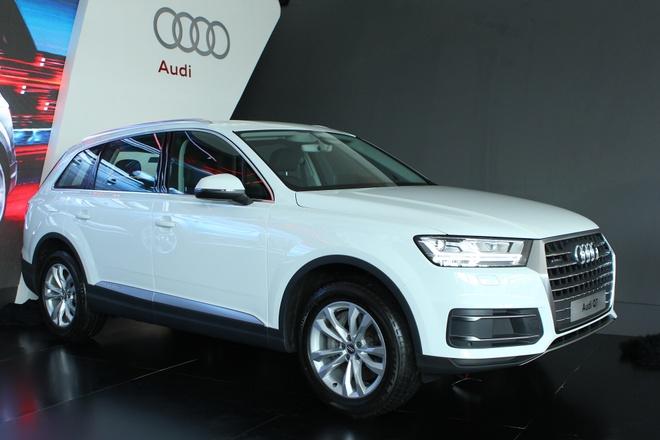 Audi Q7 2.0L gia tu 3 ty dong tai Viet Nam hinh anh