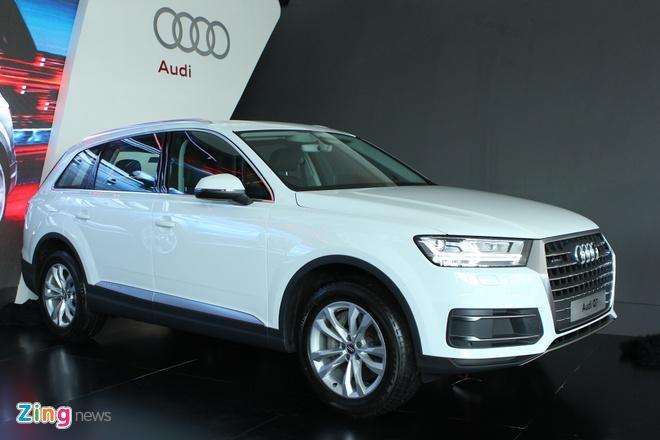 Audi Q7 2.0L gia tu 3 ty dong tai Viet Nam hinh anh 1