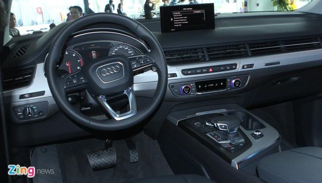 Audi Q7 2.0L gia tu 3 ty dong tai Viet Nam hinh anh 2