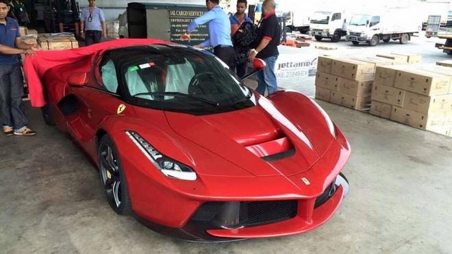 Sieu xe Ferrari LaFerrari thu 2 den Malaysia hinh anh 1