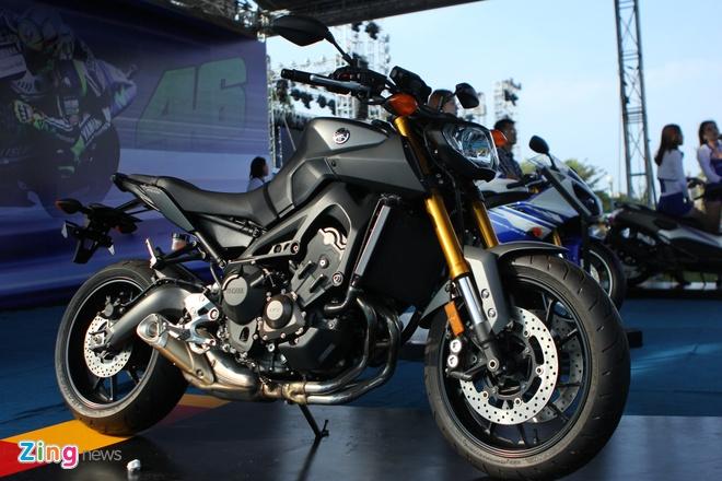 Yamaha mang MT-07 va MT-09 den Viet Nam hinh anh 2