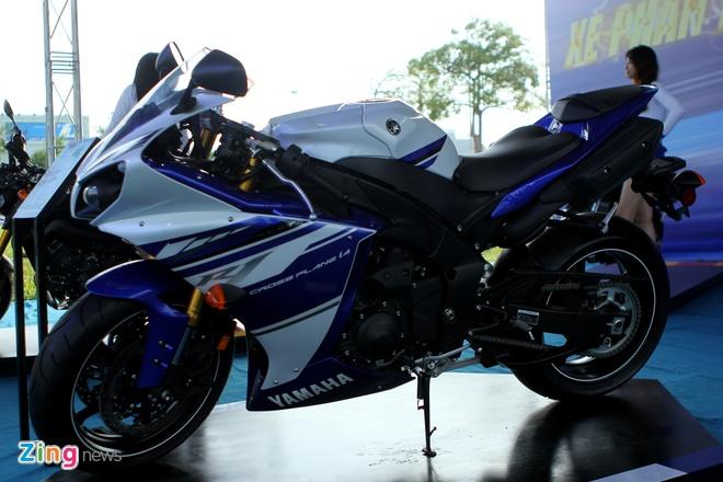 Yamaha mang MT-07 va MT-09 den Viet Nam hinh anh 5