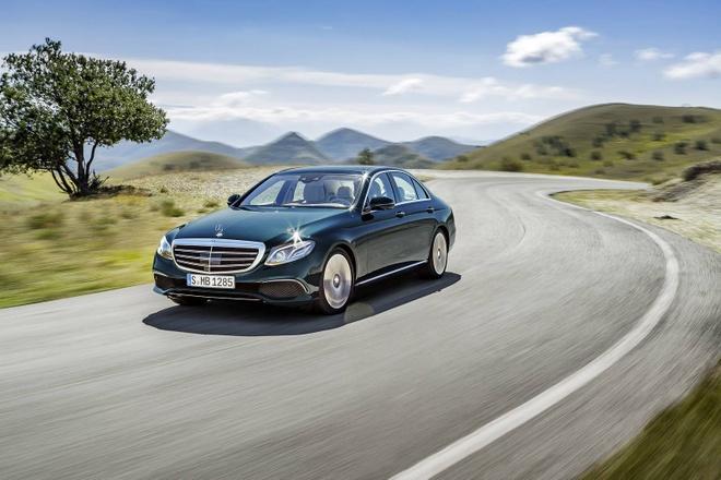 Mercedes-Benz E-Class the he thu 10 chinh thuc ra mat hinh anh 5