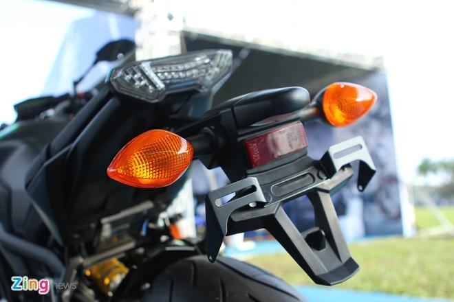 Chi tiet Yamaha MT-09 moi co mat o Viet Nam hinh anh 11